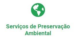 Serviços de Preservação Ambiental